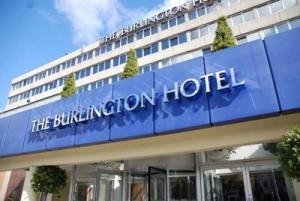 På detta fina Hotellet går Irish Open av stapeln.