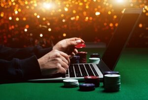 Spel på online poker